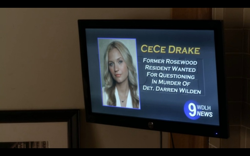 cece drake wanted