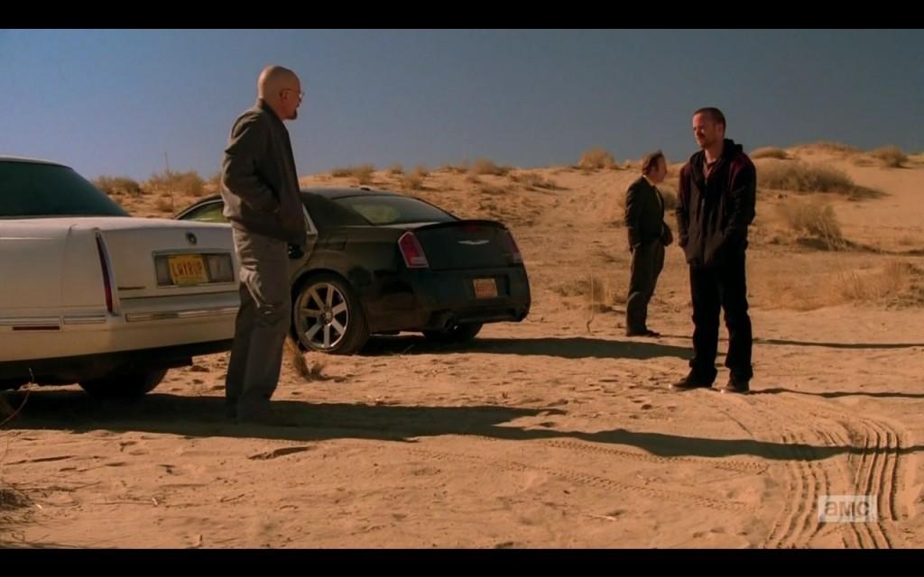 Walt, Jesse, Saul