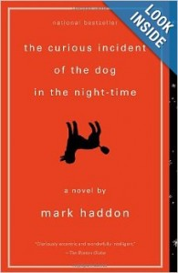 The Curious Incident of the Dog in the Middle-of-the-day-time.   Image from amazon.com.