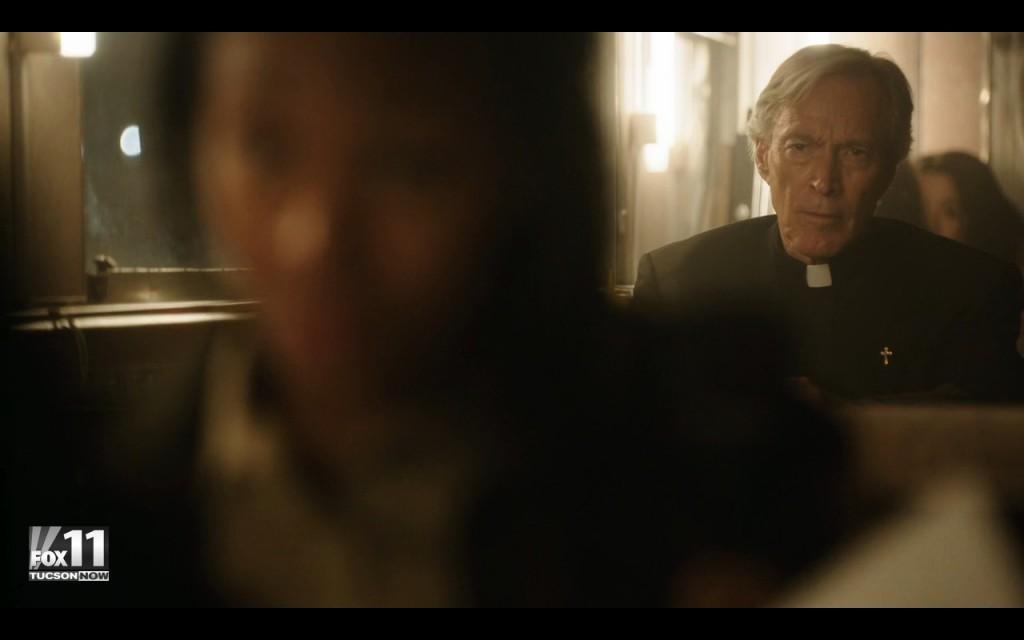 creepy priests