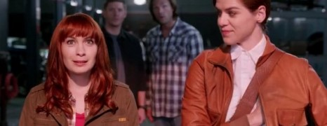Supernatural 9.04: Sam and Dean are Friends of Dorothy