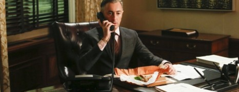 The Good Wife, Episode 8: Eli Gold and Henri Bergson