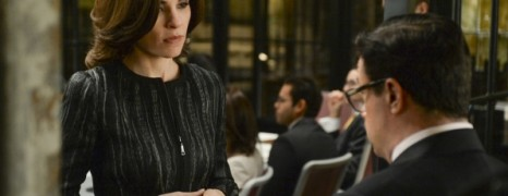 The Good Wife Episode 10: Midseason Finale